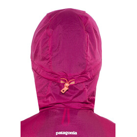 Patagonia Houdini Jas Dames roze